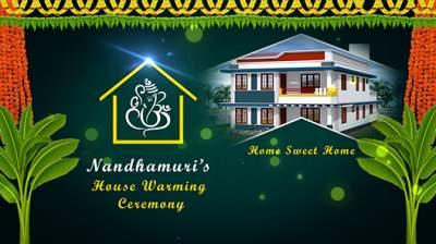 Housewarming Video Invitation Maker Gruhapravesh Invite
