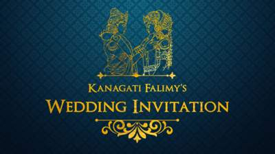 Online Indian Whatsapp Wedding Video Invitations