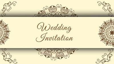 Online Indian Whatsapp Wedding Video Invitations